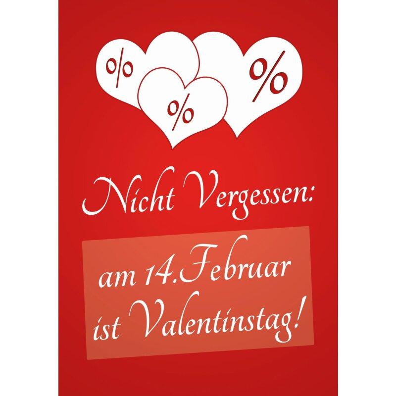 Ist Valentinstag