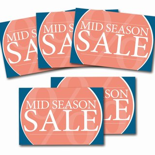 Sparpaket XXL Midseason Sale Serie Lisa Orange