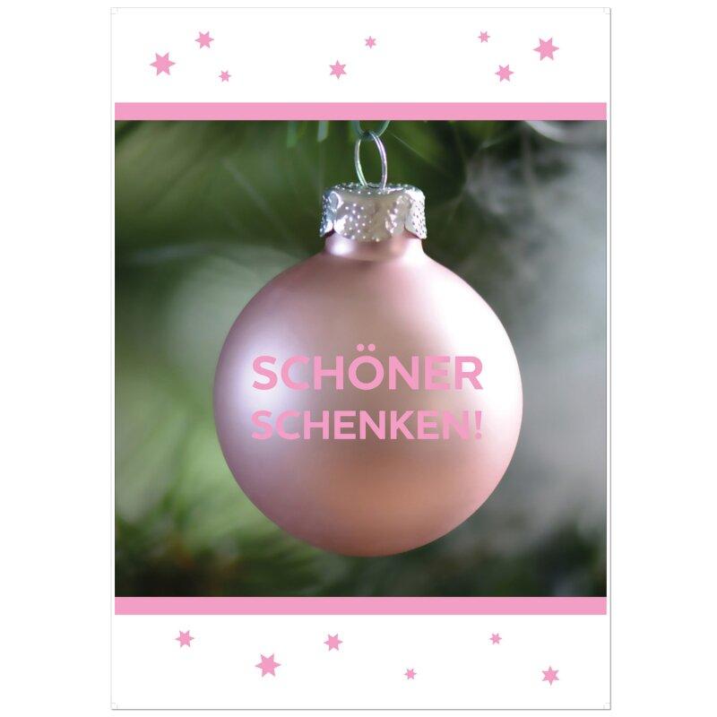 Weihnachtsplakat Poster \